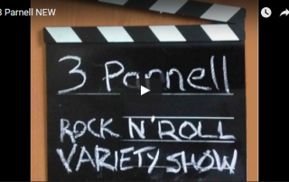 3 Parnel rock and roll variety show film image